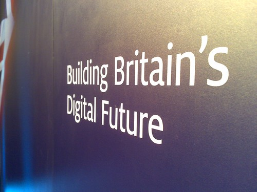 Hacia la era digital. Foto de markhillary
