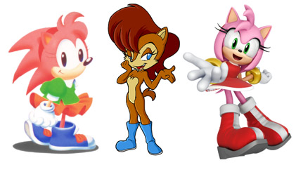 rosy_rascal_amy_rose_princess_sally