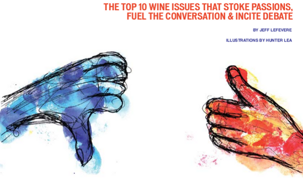 The Top 10 Wine Issues