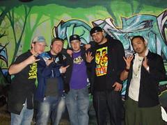 Erik and crew