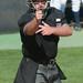 Umpire Bill Barnes