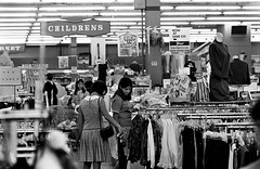 Shopping at Save-Co -- 1968