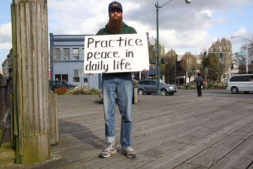 Practice Peace in Daily Life