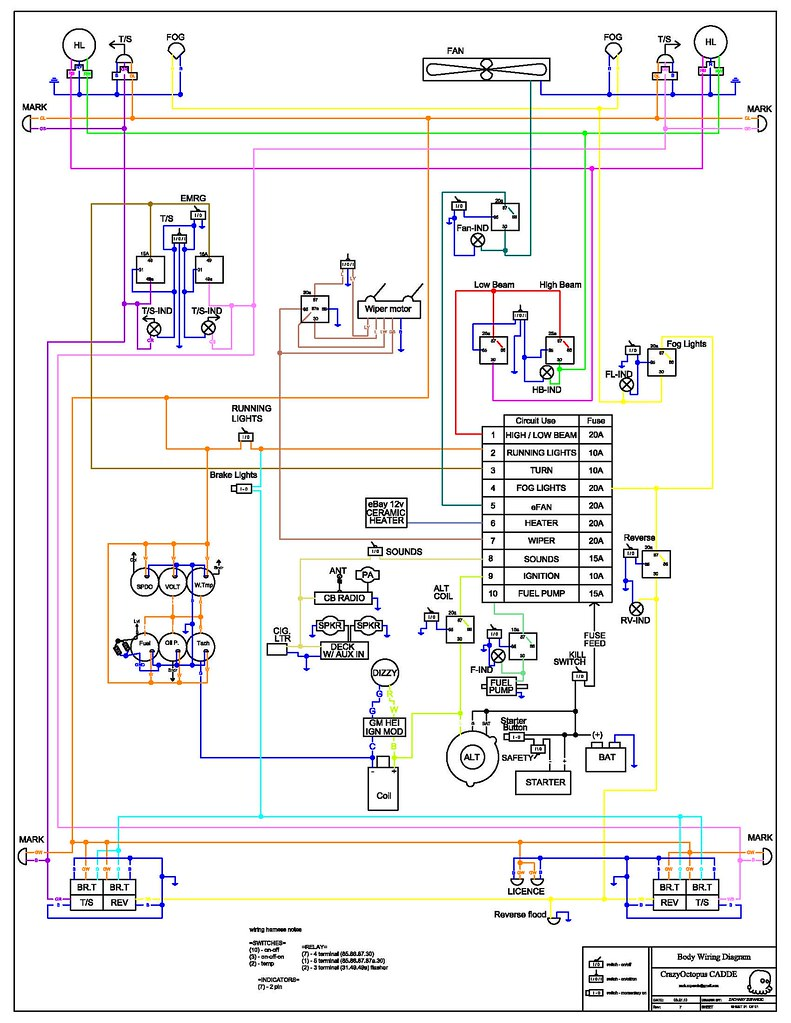 240z Wiring Diagram - Wiring Diagrams on