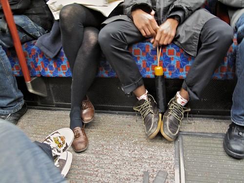 Bakerloo legs