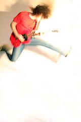 I wanna move (Giulia Vi) Tags: boy red music man rock hair guitar grunge n zeppelin led uomo jeans fender musica roll sg rosso chitarra capelli ragazzo pantaloni