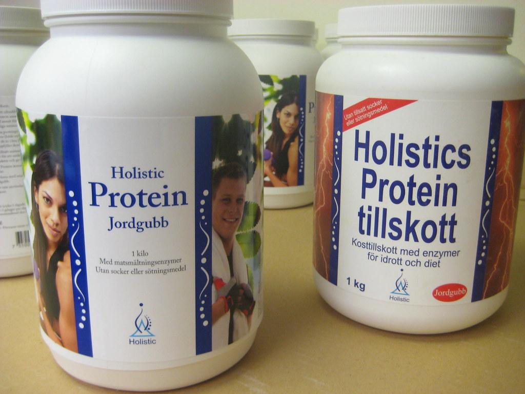 holistic proteintillskott