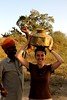 IMG_7664 (Brad Lawson Photography) Tags: travel india water lucy pots turban rajasthan funemployment chandelaogarh