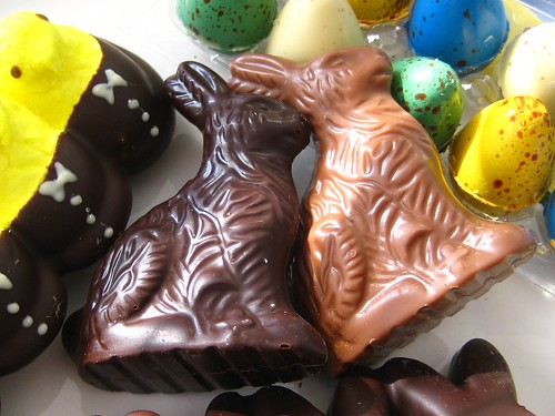 Some Jacques Torres' Easter Offerings
