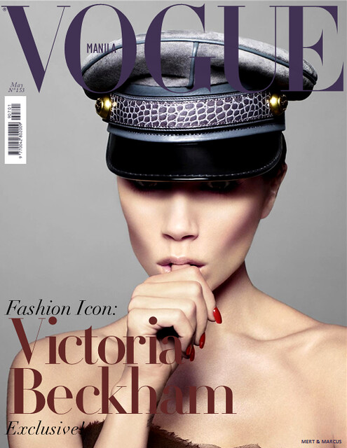 Vogue Manila May 2023 by Frranzy