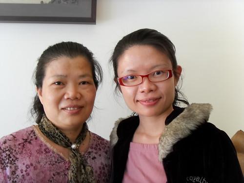 20080121-妮臻&媽媽