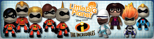 LBP Incredibles Banner