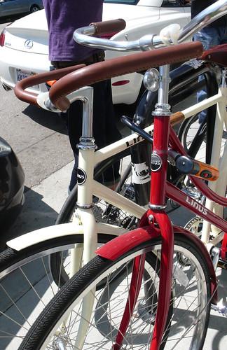 Linus Bikes in Venice