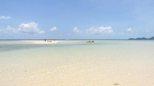 Koh Samui Chaweng Beach North コサムイ チャウエンビーチ北端0