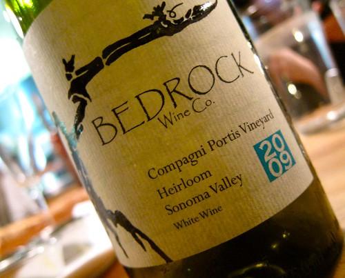 Bedrock Wine Co.