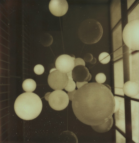N˚5 :: balls of light