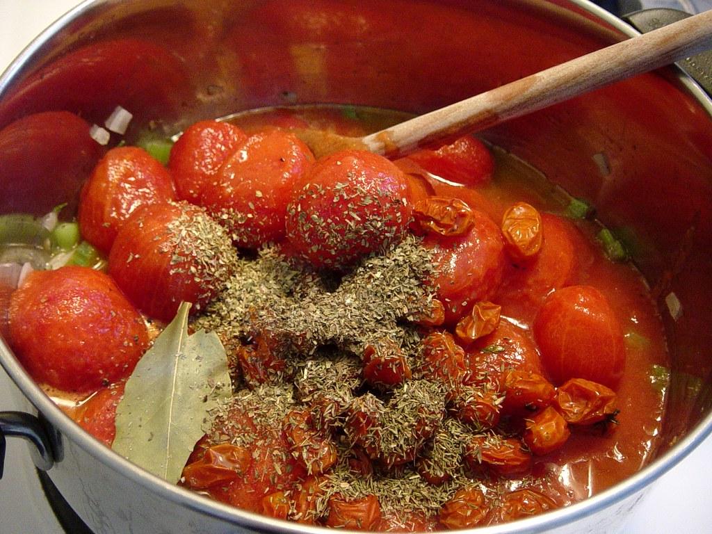 Oprah's Tomato Soup