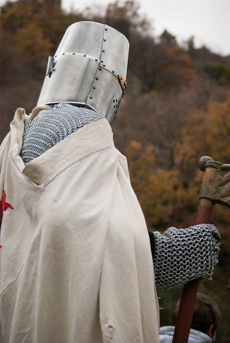 Un Chevalier teutonique.