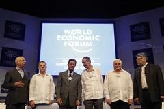 Foro Económico Mundial, Colombia 5 (07/04/10)