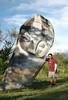 Palindo and me (Incito.Vacations - Ng Sebastian) Tags: ancientcivilization palindo badavalley kalamba megalithofbadavalley