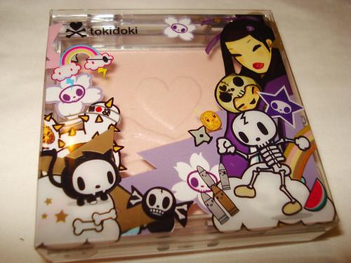 Tokidoki luminosa powder in Kabuki