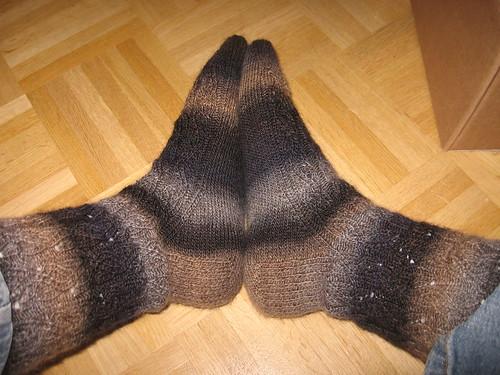 Wichtel-Socken