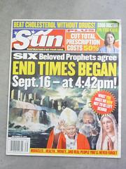 Junk news 2004