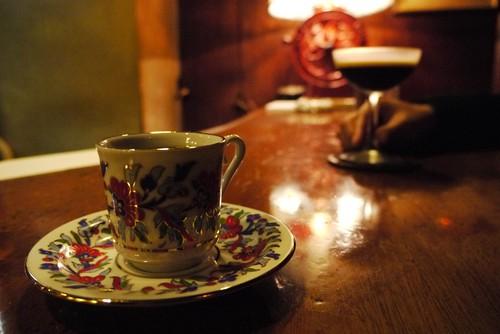 1974年產古巴@Cafe de L'ambre