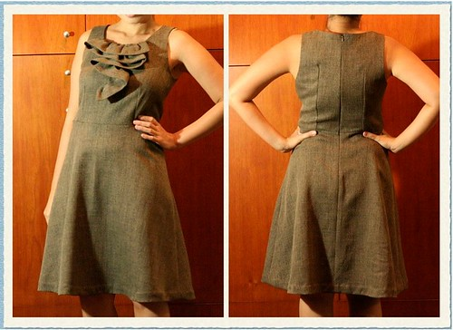 Coffee Date Dress (Selfish Seamstress Pattern)