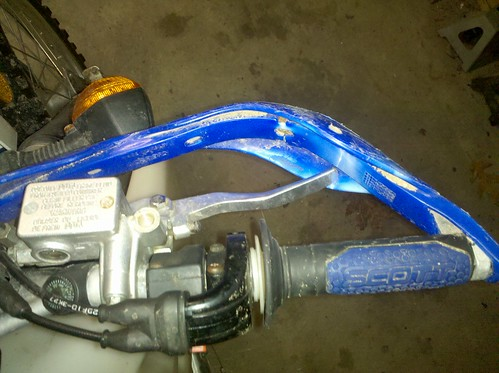 bent right hand guard