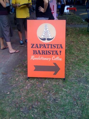 Zapatista Barista