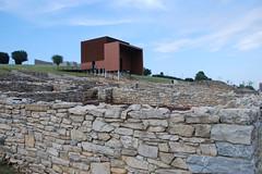 Villa romana de Veranes (abetobravo) Tags: espaa spain asturias gijon romanos restos villaromana veranes