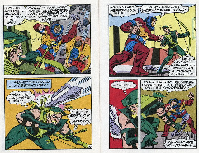 Super Powers - 18 - Green Arrow - 06