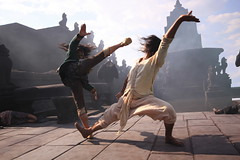 7 Tony Jaa's Best Action Shot Ever!