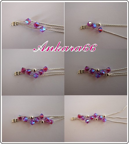 Tutorial Pulsera Nekane by Ankara66