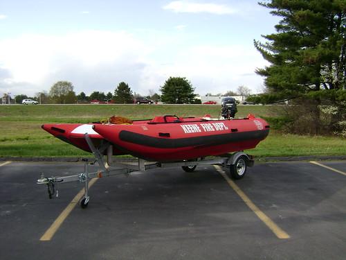 Keene Boat 1