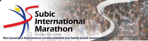 3rd subic international marathon 2010