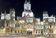 panorama madrid .