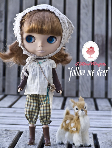 """Follow me Deer"" Sets~"