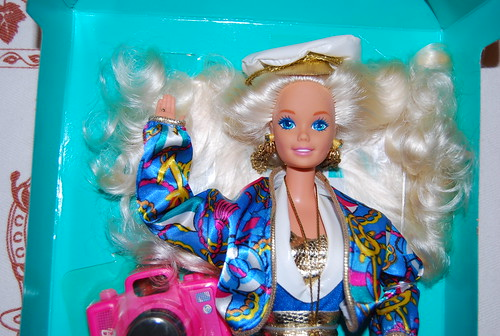 Image result for 1992 Sea Holiday Barbie