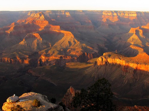 Grand Canyon Sunset-3