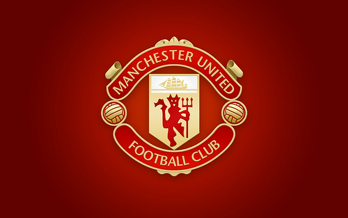 Manchester United Crest Mouse Mat - Beautifeye.co.uk