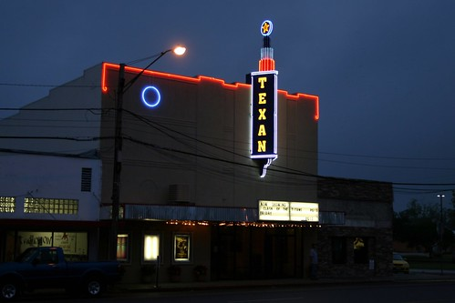 texan theater in cleveland