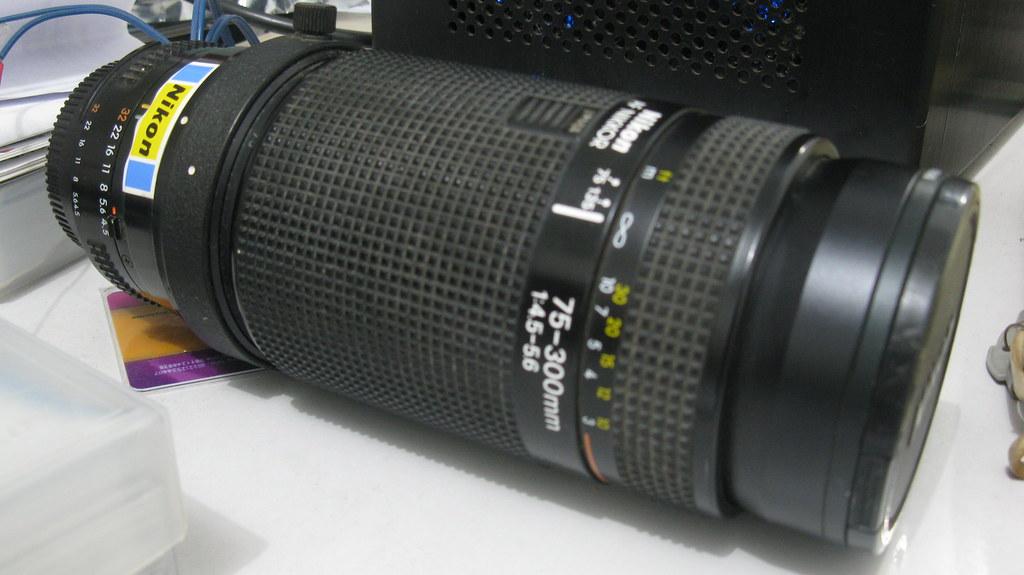Mildew or Fungus on Lens