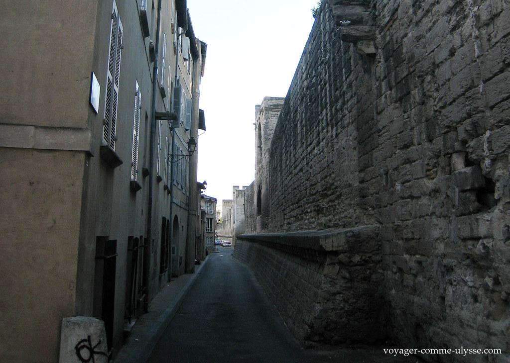 Rempart de la vieille ville