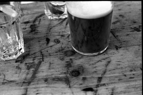 Guinness and wood
