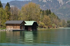 Wolfgang See - Boat houses (Turist of the World) Tags: lake salzburg nature lago austria nikon europe wolfgangsee salzburgo stwolfgang mygearandmepremium mygearandmebronze mygearandmesilver mygearandmebronzeselection mygearandmegold mygearandmeplatinum mygearandmediamond mygearandmeplatinium