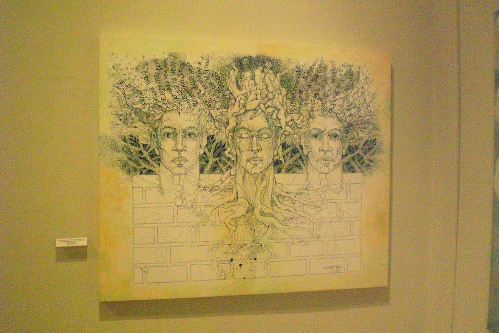3 heads trees