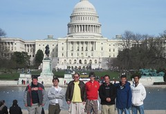 spring break in washington, dc