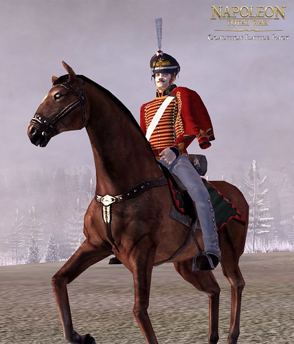 Russian Lifeguard Hussars